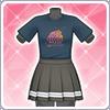 Aqours Unit Live T-Shirt (Dia) Outfit