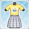 9th Anniversary T-Shirt (Shizuku) Outfit