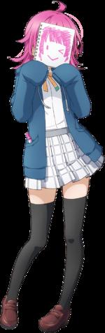 Tennoji Rina (Uniform)