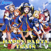 HAPPY PARTY TRAIN (Cover)