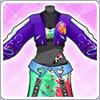 Colorful Splash (Mari) Outfit