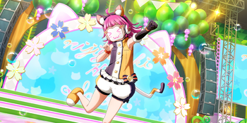 All Smiles! Decorations (Idolized)