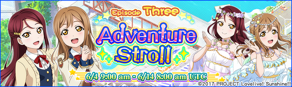Adventure Stroll 3