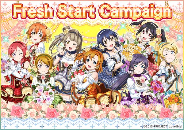 Fresh Start Campaign