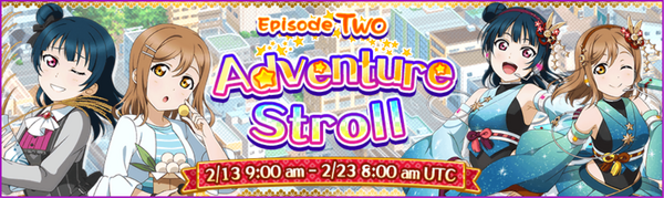 Adventure Stroll Episode 2 (EN) v2