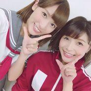 Tokyo Game Show 2017 - Emitsun Anchan Sept 21 2017 - 03