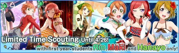 (4-24) First Years Limited Scouting