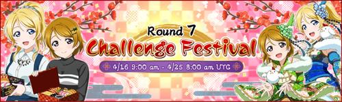 Challenge Festival Round 7 (EN)