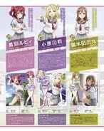 Dengeki G's Magazine Nov 2015 Ruby Mari Hanamaru