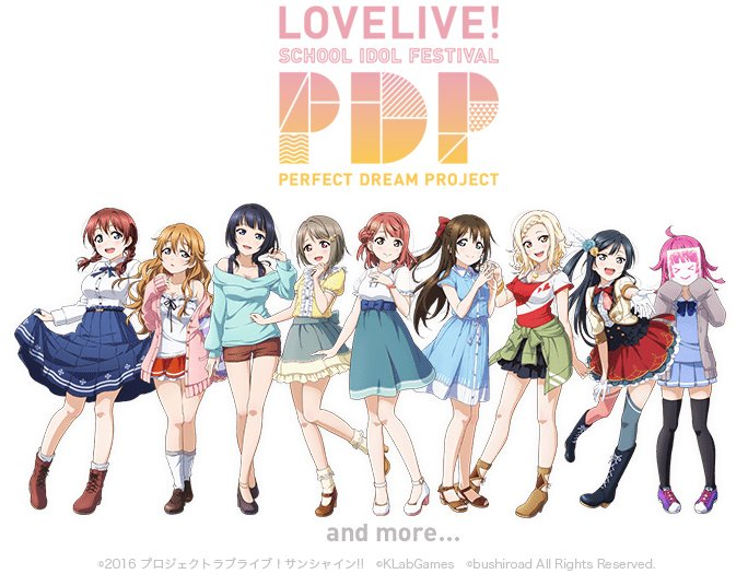 Gambar Anime Love Live School Idol Project