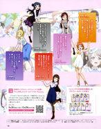 Dengeki G's Magazine Nov 2015 Mari Yoshiko Dia Riko Chika