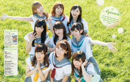 Seiyuu Animedia Nov 2016 - 23 Aqours