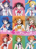 Piano Album Love Live! Official Version Sheet Music