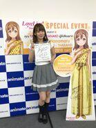Animate Bangkok Special Event - Kinchan Feb 24 2018 - 2