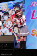 Anime Expo in LA - Anchan July 2 2016