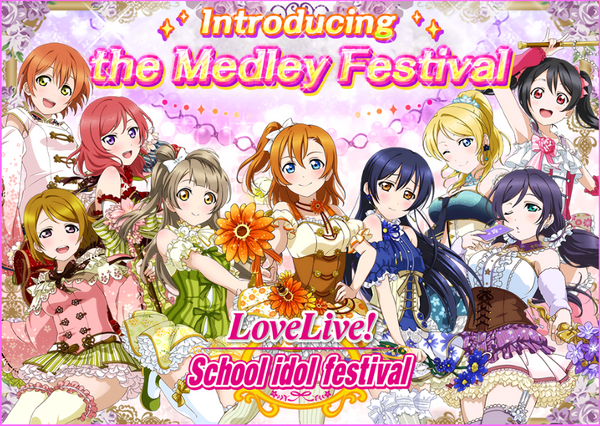 Introducing Medley Festival