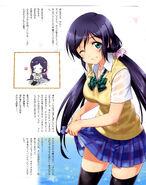 Minna de Tsukuru Mu's no Uta Dengeki G's Mag Oct 2014 2