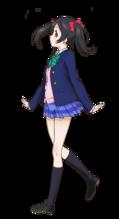 Yazawa Nico Character Profile (Pose 2)