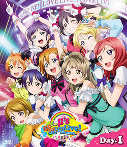 Μ's Go→Go! LoveLive! 2015 ~Dream Sensation!~ Day 1