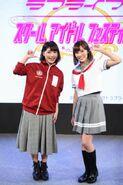 Tokyo Game Show 2017 - Emitsun Anchan Sept 21 2017 - 01