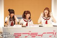 Doki Doki Sunshine 1st Years Panel