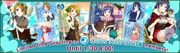 (1-27) Cool Limited Scouting