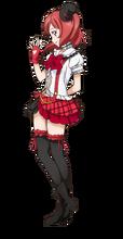 Nishikino Maki Character Profile (Pose 5)