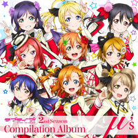 Love Live! 2nd Season Compilation Album