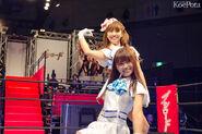 TokyoGameShow2012 Mimorin&Pile