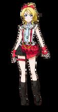 Ayase Eli Character Profile (Pose 4)