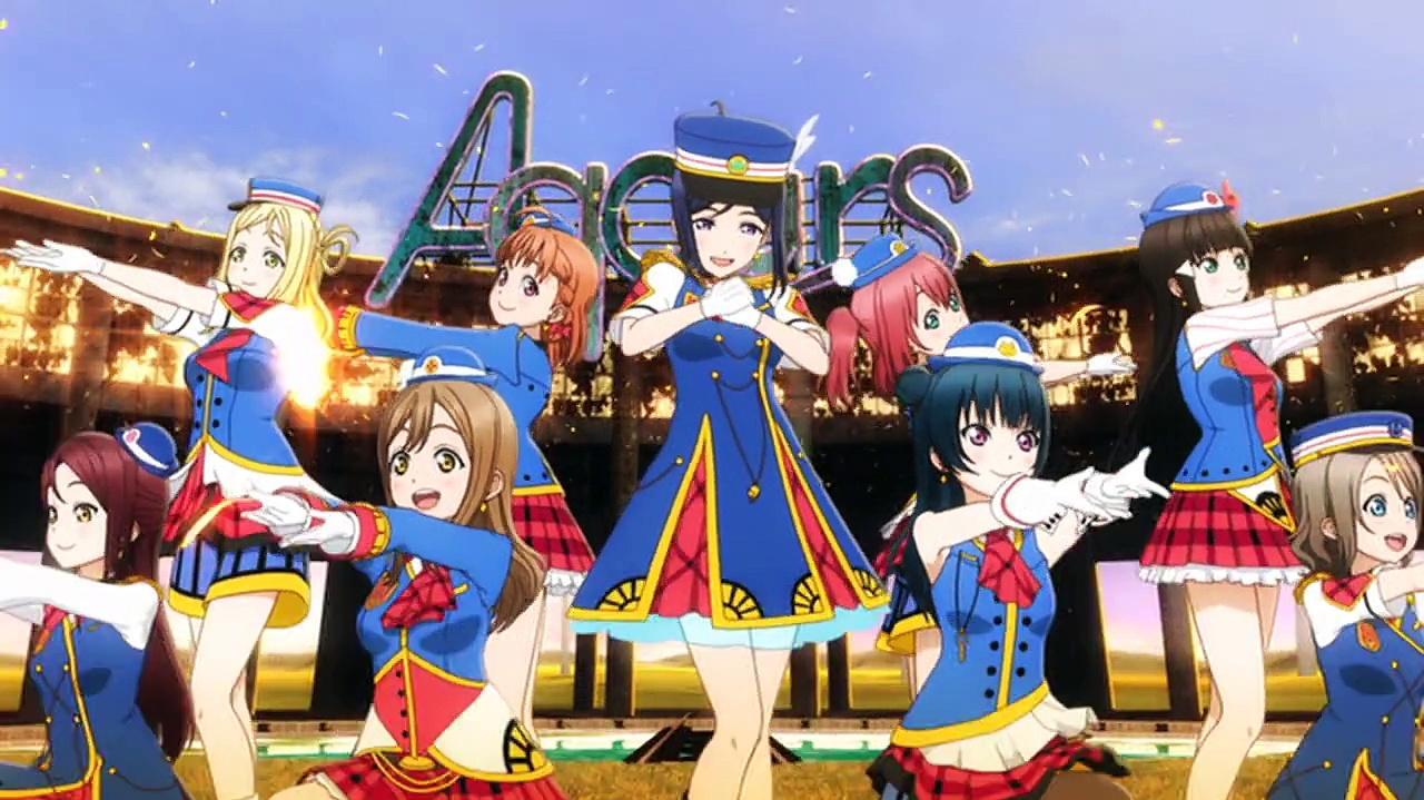 """Love Live! Sunshine!! Aqours - """"Happy Party Train"""" PV"""