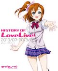 History of Love Live!