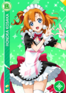 R 37 Transformed Honoka
