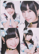 Aqours First Live Pamphlet - 39