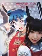 Aikyan Numazu Gamers Poster Girl Event 3