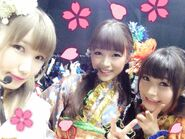 DreamSensation Ucchi&Mimorin&Emitsun Kimono