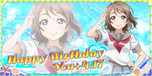 Happy Birthday, You! 2016