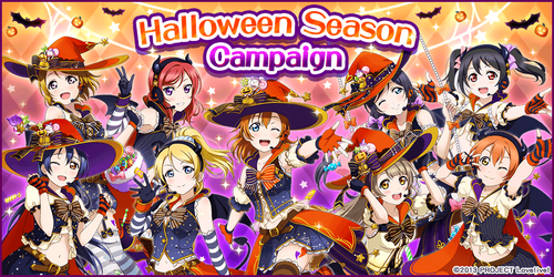 Halloween Season Campaign 2018 EN