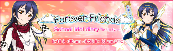 Forever Friends Event