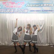 DOKI-DOKI SUNSHINE!! - 2nd Years Gamers Oct 31 2015
