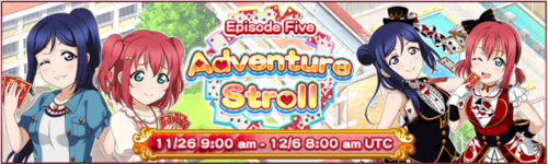 Episode 5 Adventure Stroll EN