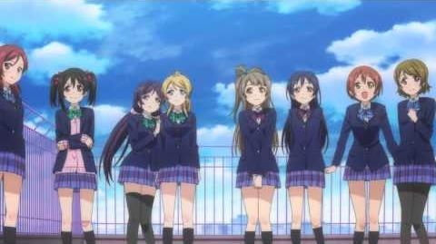 LoveLive! The School Idol Movie Public Memorial PV (90s)