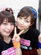 1stLoveLive Emitsun&Mimorin