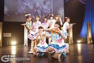 Doki Doki Sunshine Live Group Pose