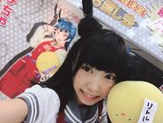 Aikyan Numazu Gamers Poster Girl Event 2