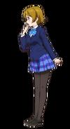 Koizumi Hanayo Character Profile (Pose 2)