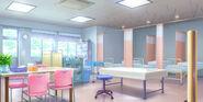NijiGaku infirmary