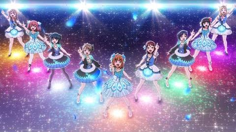 WATER BLUE NEW WORLD TVCM (60s ver.)