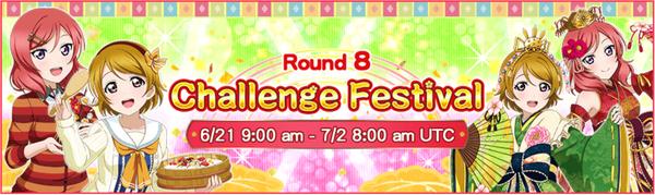 Challenge Festival Round 8 EN