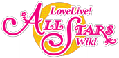 Love Live! ALL STARS Wiki wordmark